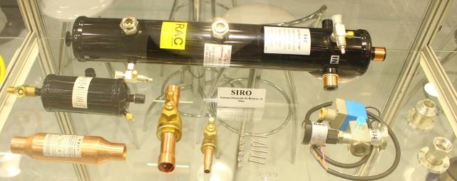 SIRO - Principais Componentes