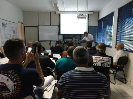 Engo Luiz apresenta o Sistema SIVP