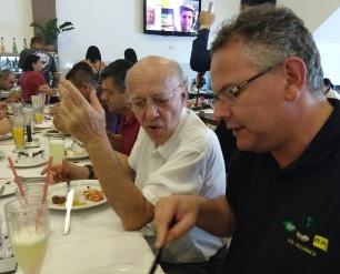 Engos Marcos Euzebio e Marco Antonio